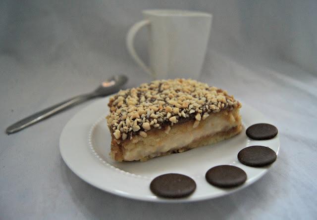 Łatwy snickers z orzeszkami arachidowymi