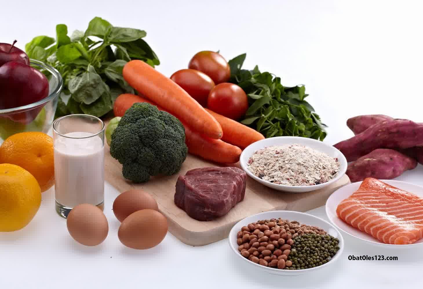 Nutrisi Untuk Meningkatkan Kesuburan Wanita Dan Pria ANEKA TIPS