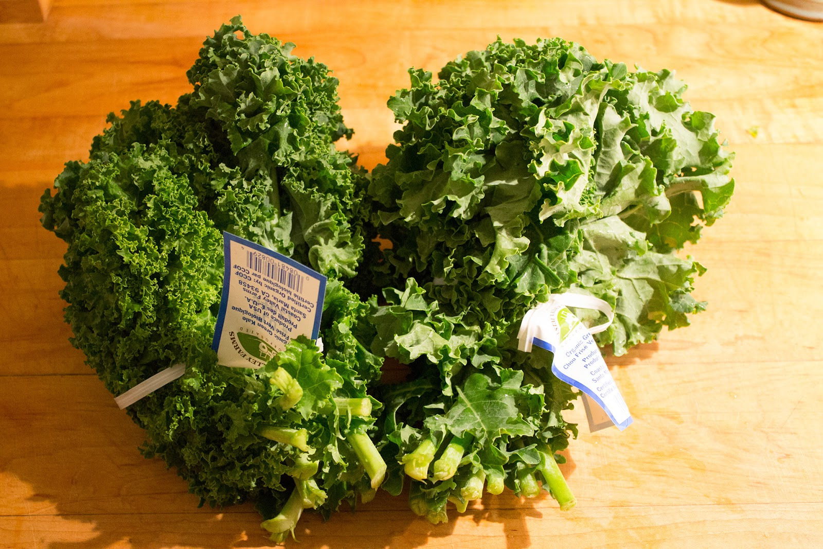 is kale hard to digest