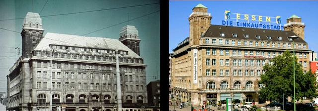 Hotel Handelshof Hitler swastika hakenkreuz war krieg