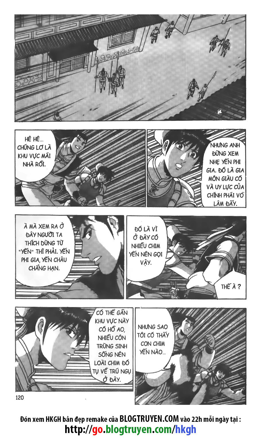 Hiệp Khách Giang Hồ chap 233 page 15 - IZTruyenTranh.com