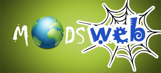 Modsweb Logo 2014. By Manu Karki.