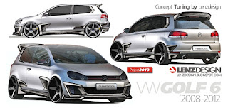 VW Golf 6 Tuning Project