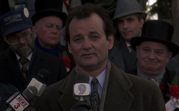 phil connors groundhog day film