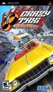 Crazy Taxi - Fare Wars - PSP - ISO Download