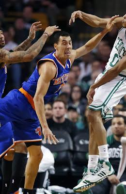 Knicks Pablo