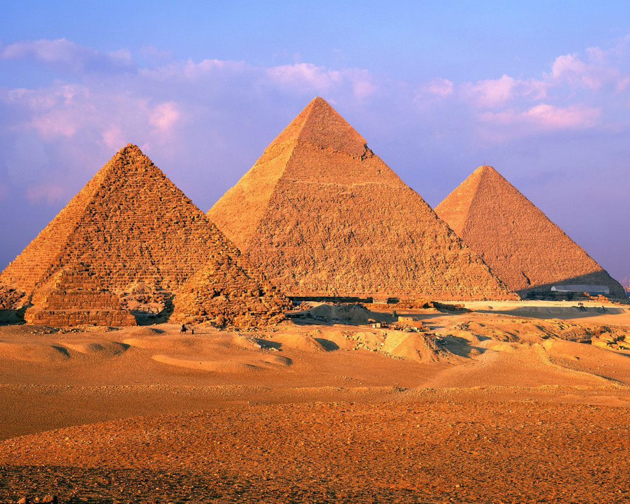 The Great Pyramid Wallpaper Egypt World Wallpapers in  - pyramids of giza egypt wallpapers