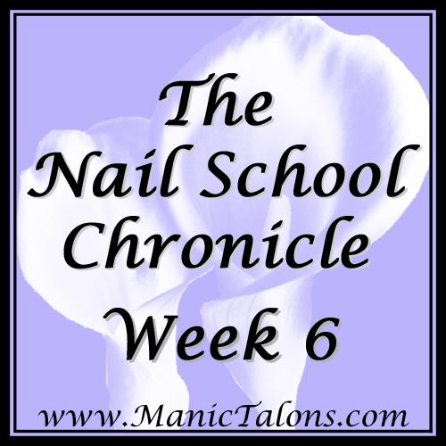 The Nail School Chronicle Week 6
