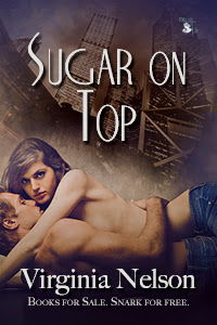 Blog Tour: Guest Post with Virginia Nelson author of Sugar on Top