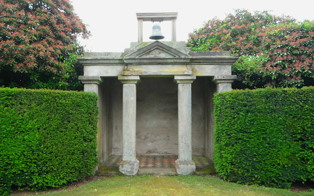 Sandon Hall gardens