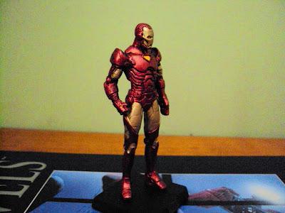 Miniatura Homem de Ferro Eaglemoss