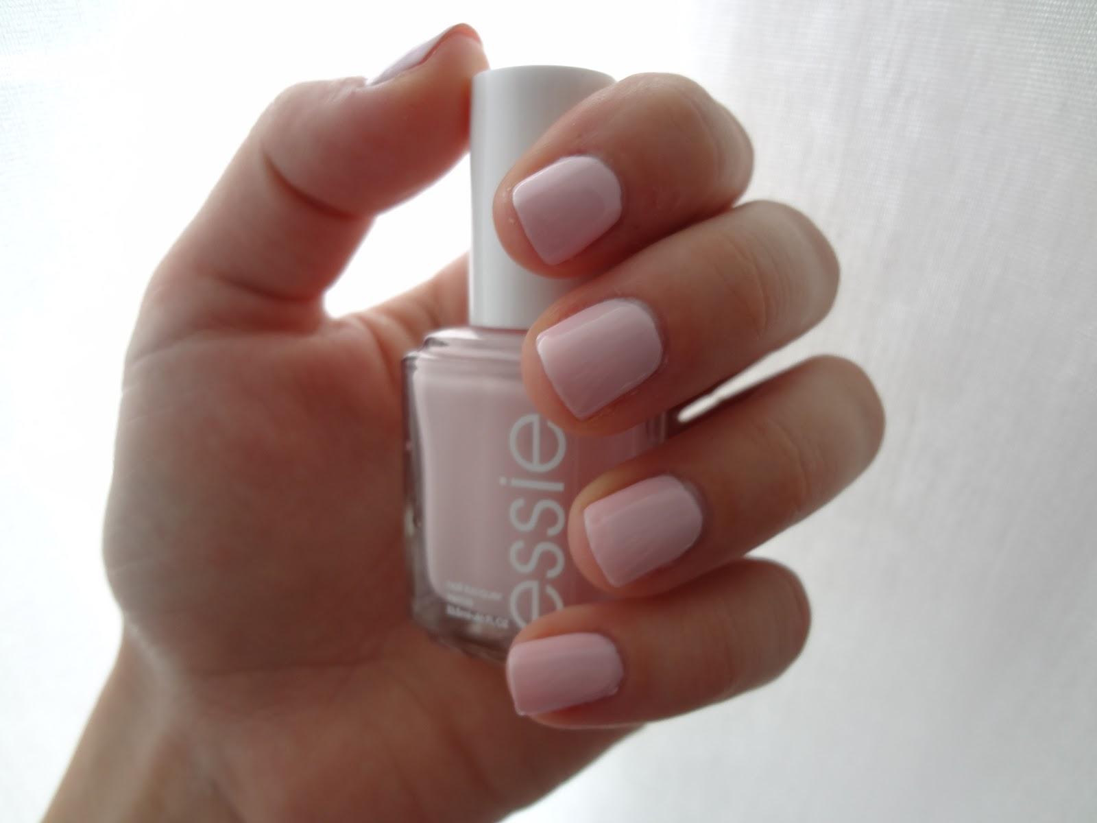 Essie Light Pink