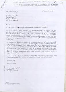 Cochin  Letter Code