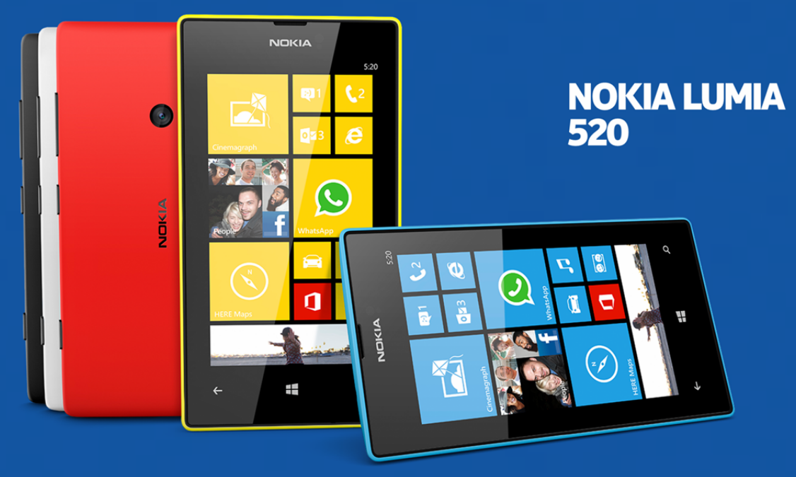 Review, Nokia Lumia 520 Price in india, Nokia Lumia 520 Specifications