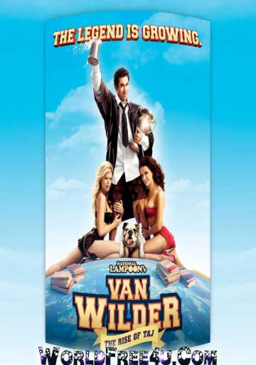 Poster Of Van Wilder 2 (2006) In Hindi English Dual Audio 300MB Compressed Small Size Pc Movie Free Download Only At worldfree4u.com