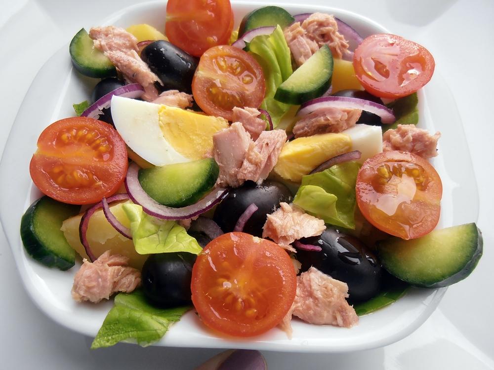 Reteta Salata Nicoise