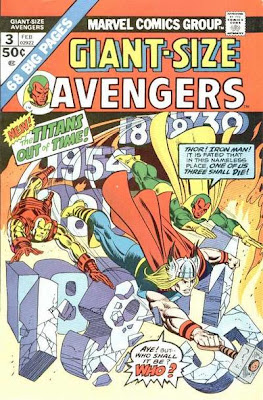 Giant-Size Avengers #3, Legion of the Unliving