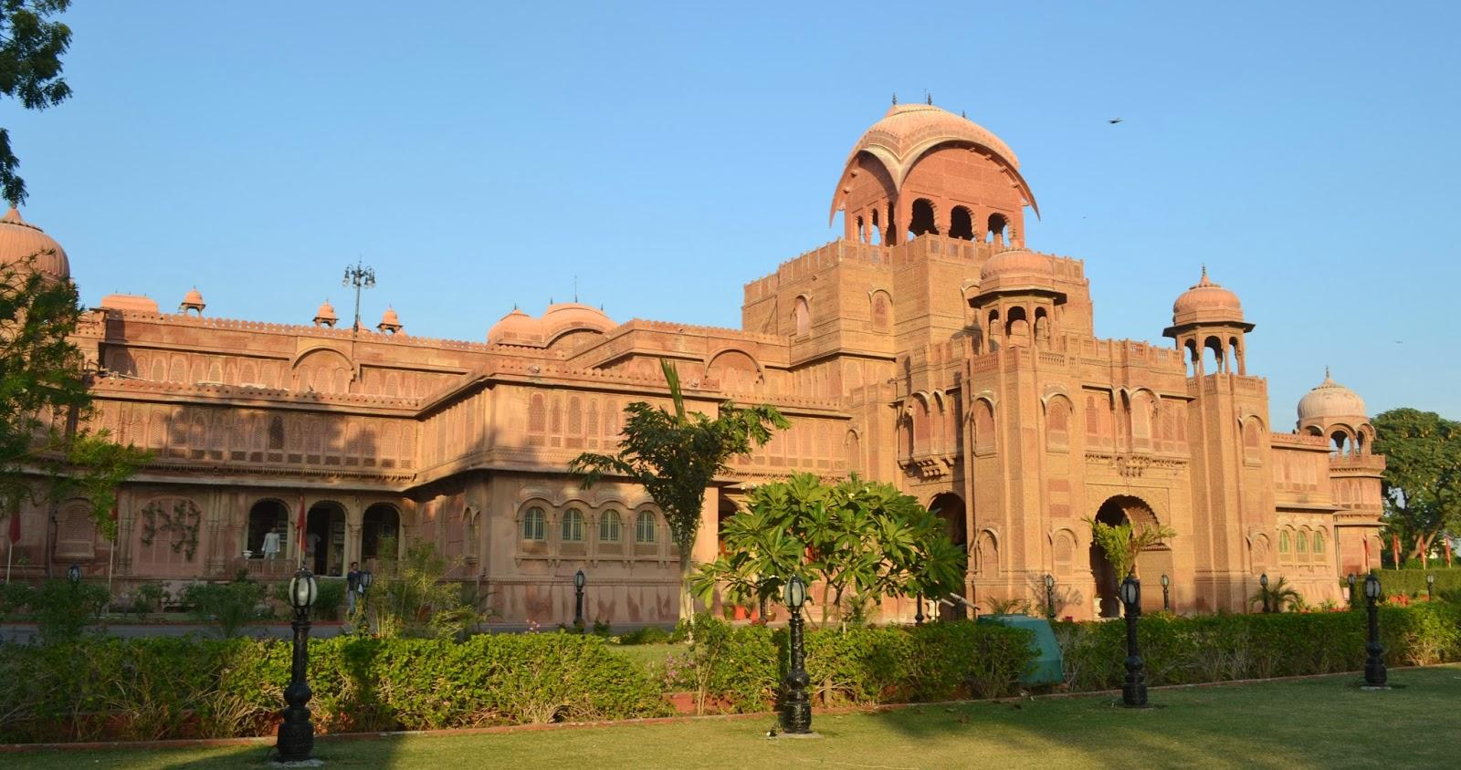 niwas laxmi palace bikaner