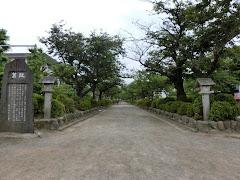 鶴岡八幡宮参道・段葛