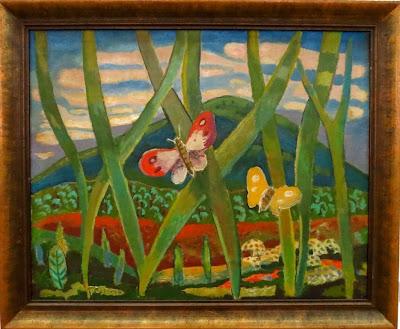 Роман Сельский, Бабочки, 1976
