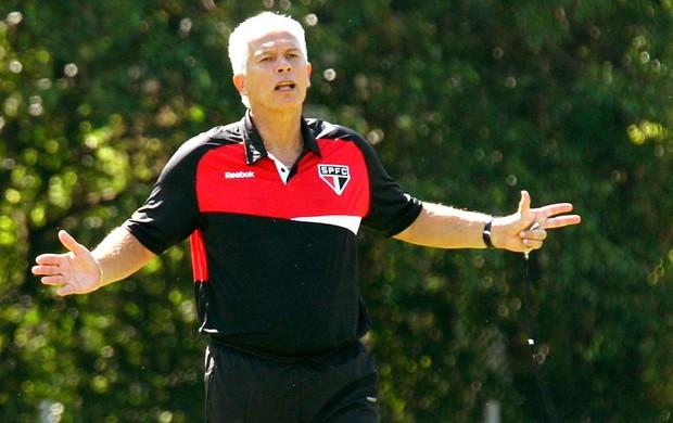 Emerson Leão pode ser demitido a  qualquer momento do São Paulo, Leão demitido?