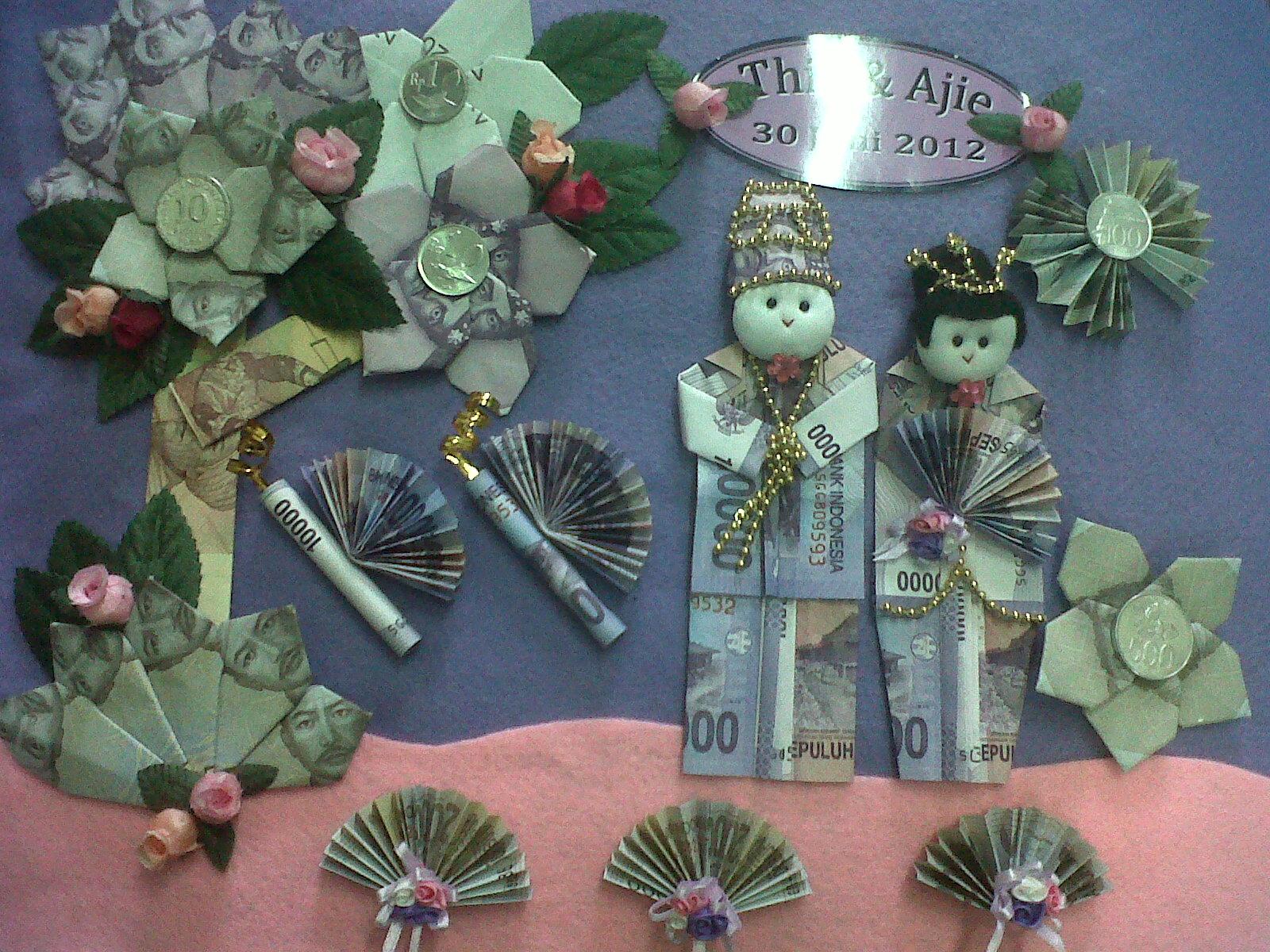 Galerry mahar bunga 3dimensi bingkai