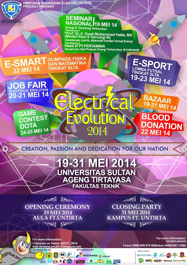 Electrical Evolution (E-VO) 2014