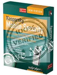 Kaspersky Mobile Security 9 Activation Code Giveaway ~ CoolTricks