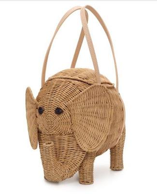 Elefántos táska
