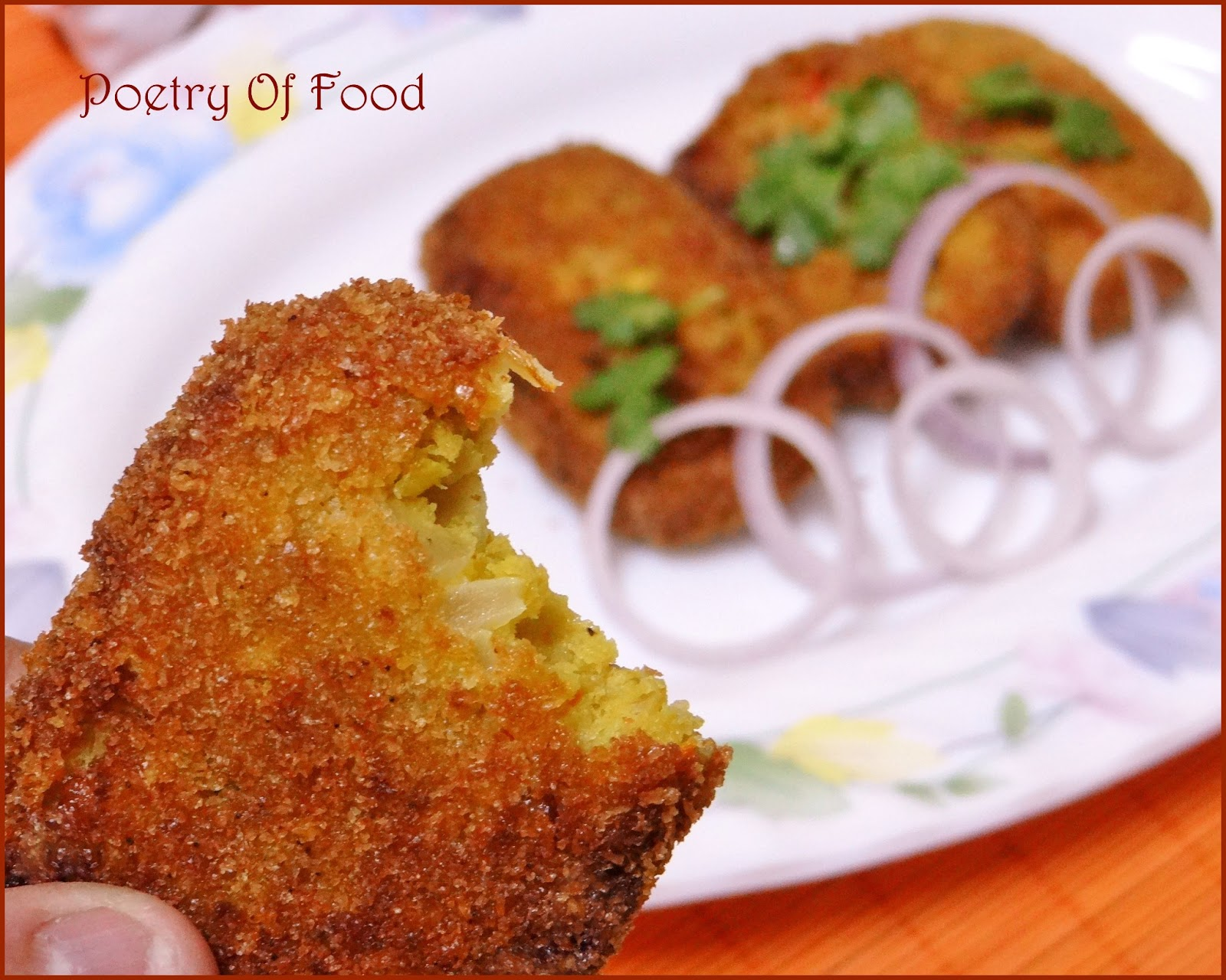 how to make tuna cutlet at home