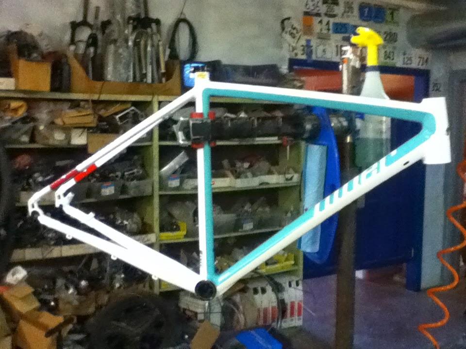 I\'d Rather Be Out On My Bike: Niner RLT Build