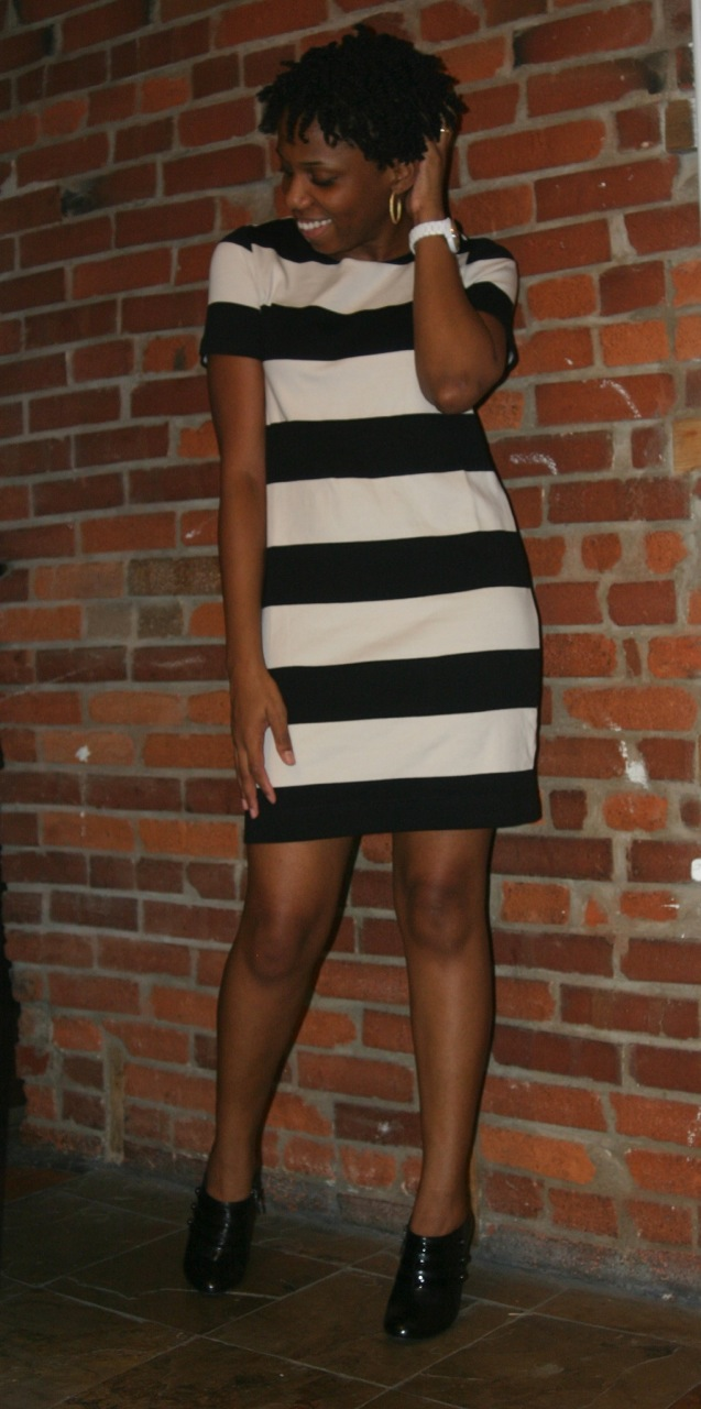 Shopping H&M: New Stripe Dress