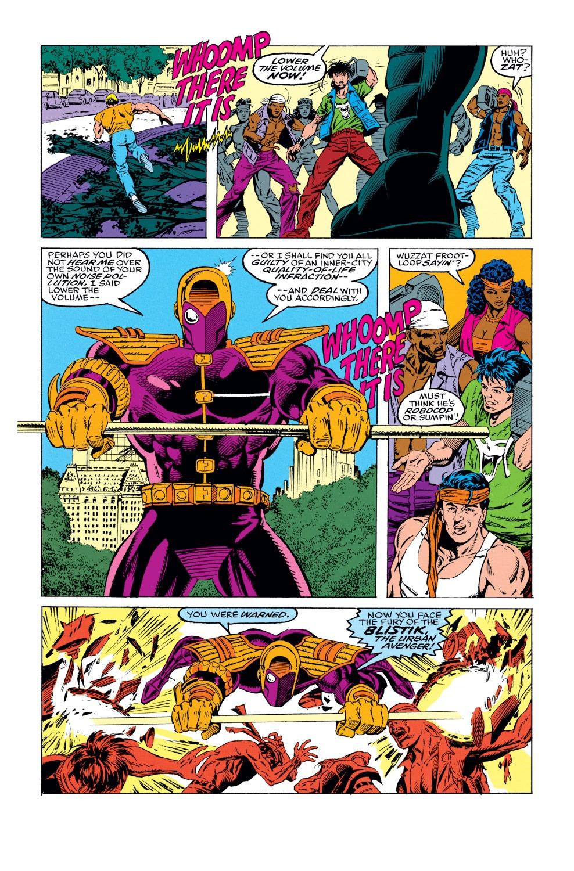 Captain America (1968) Issue #422 #372 - English 6