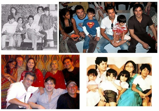 Salman Khan family Photos Pics Images