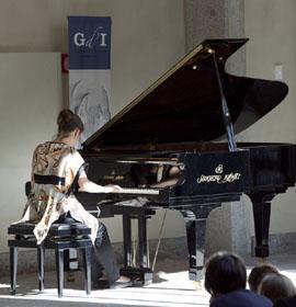 Gallerie d'italia concerto gratis sabato 11 maggio 2013 Milano