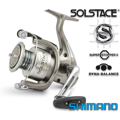 Máy câu cá Shimano Solstace 4000FI giá tốt