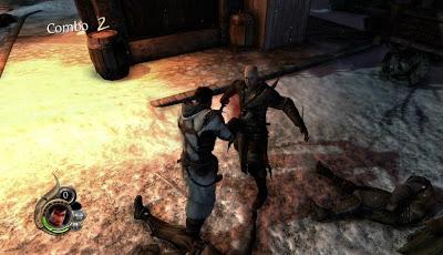 The Cursed Crusade Screenshots 1
