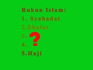 Penjelasan Perbedaan Rukun Islam Ke 3 Puasa Atau Zakat?