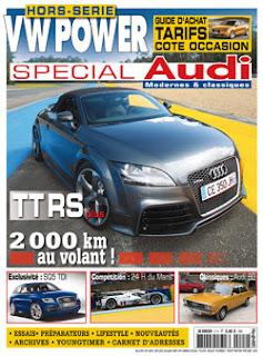 Revue de presse Audi Aout 2012