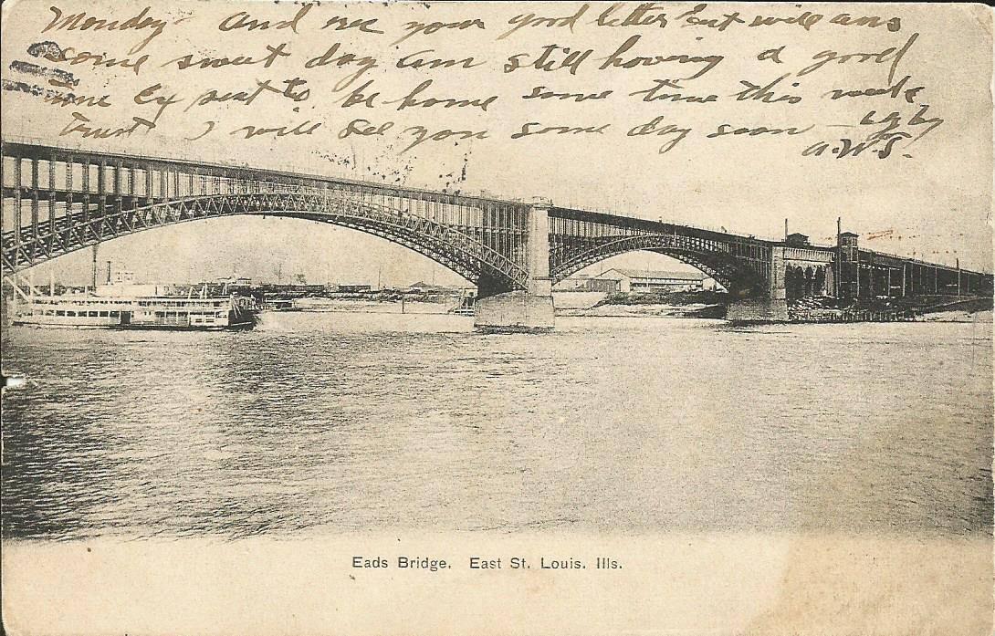 James Eads Bridge