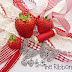 It's Strawberries & Cream Giveaway Day on The Ribbon Girl blog!