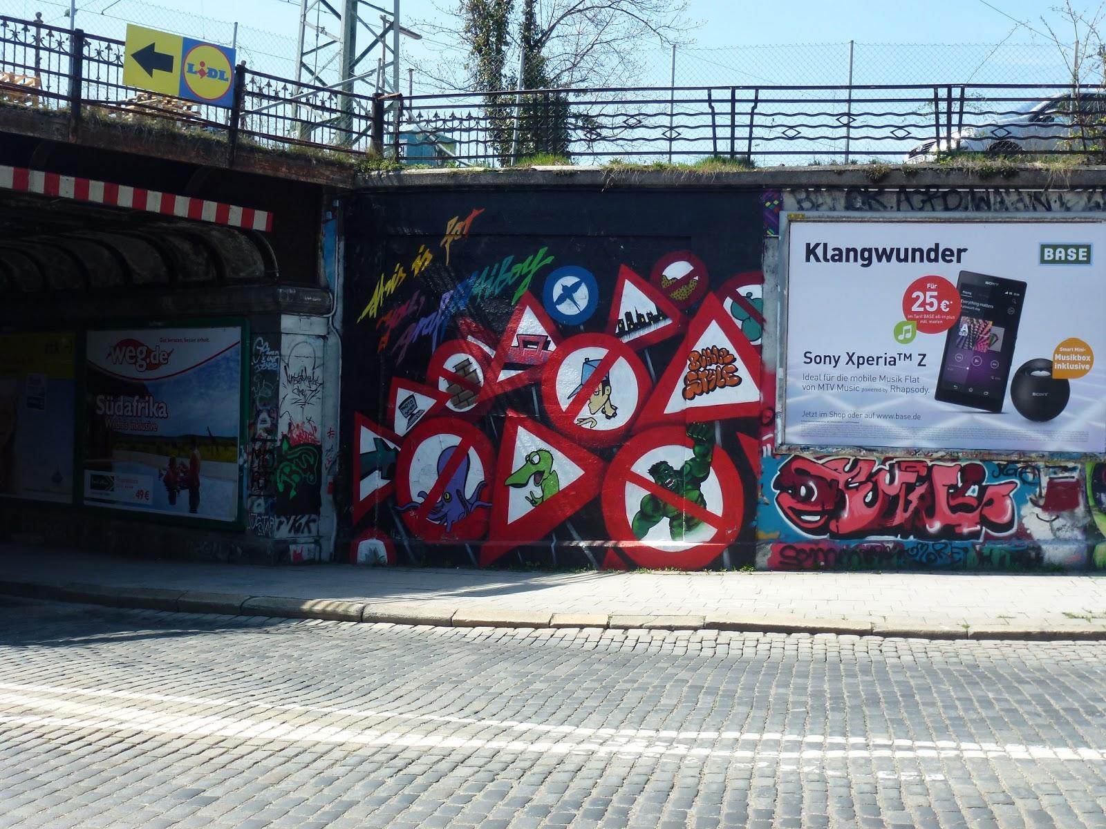 streetart und urbane kommunikation in m nchen. Black Bedroom Furniture Sets. Home Design Ideas
