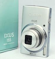 Kemera Bekas Canon Ixus 155