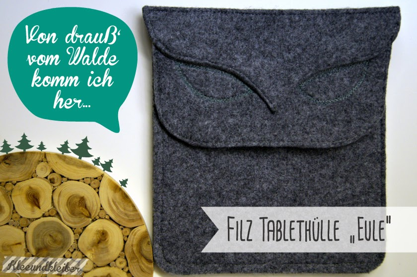 Kindle Sleeve Tablet Sleeve Owl