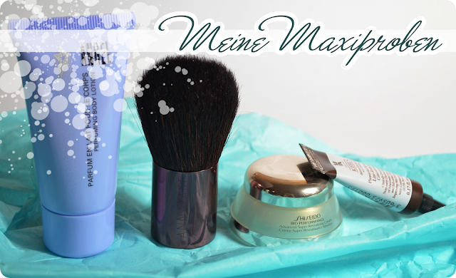 Meine Douglas Box Of Beauty - Maxiproben im November 2013