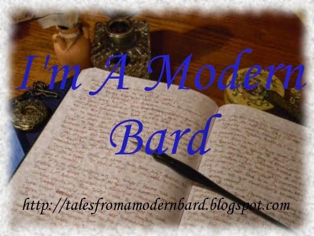 Official Modern Bard Button
