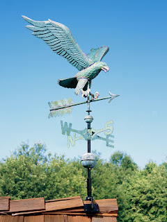 Click for Our Selection of Eagle Weathervanes