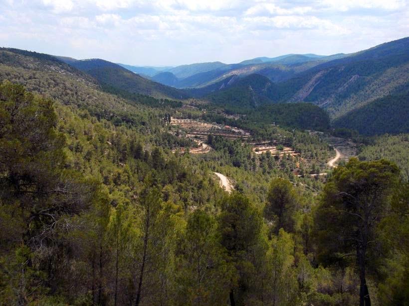 De ruta por el Rincón de Ademuz