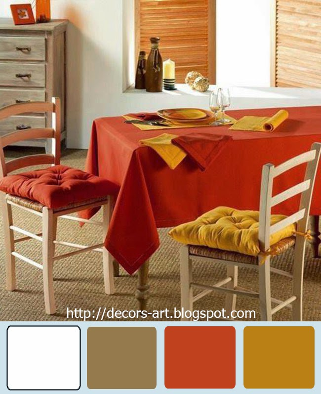 Small Dining Room Wall Colors