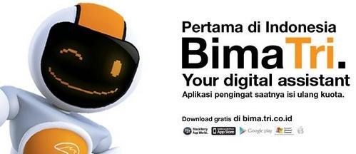 Aplikasi Smartphone bimatri
